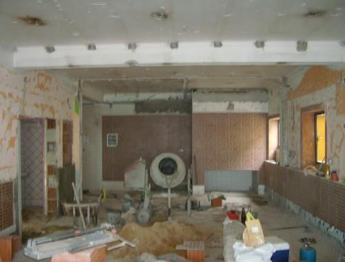 portfolio 38/44  - Remodelação de restaurante em Sesimbra