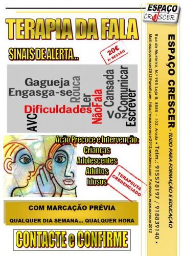 portfolio 6/14  - Terapia da Fala