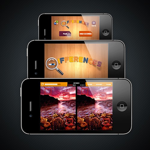 portfolio 10/14  - App iDifferences