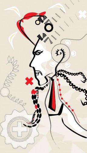 portfolio 36/39  - ilustração revista