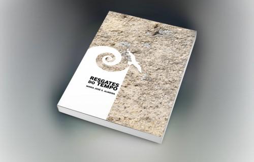 portfolio 7/15  - Edição em capa mole, da autora Maria José Almeida, edição de autor > Criação de capa, grafismo, paginação e arte final