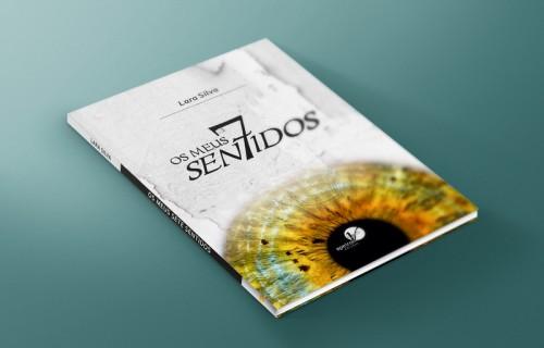 portfolio 15/15  - Edição em capa mole, da autora Lara Silva, pela editora Apeiron Edições > Técnica de capa, paginação e arte final