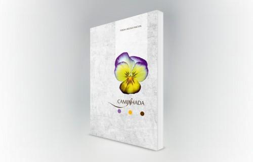 portfolio 9/15  - Edição em capa mole, da autora Teresa Pascoal, com edição especial de lançamento numerada > Criação de capa, paginação e arte final