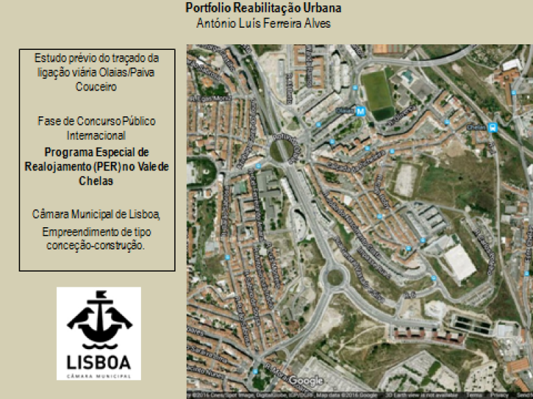 portfolio 9/14  - Portfolio - Reabilitação Urbana - António Luís Ferreira Alves