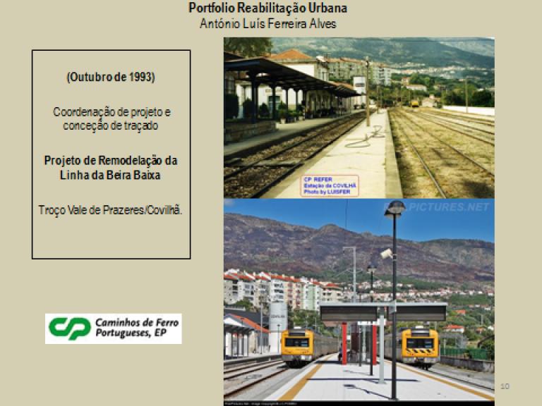 portfolio 10/14  - Portfolio - Reabilitação Urbana - António Luís Ferreira Alves