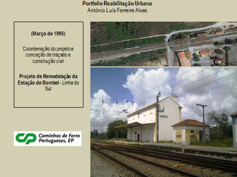 portfolio 12/14  - Portfolio - Reabilitação Urbana - António Luís Ferreira Alves