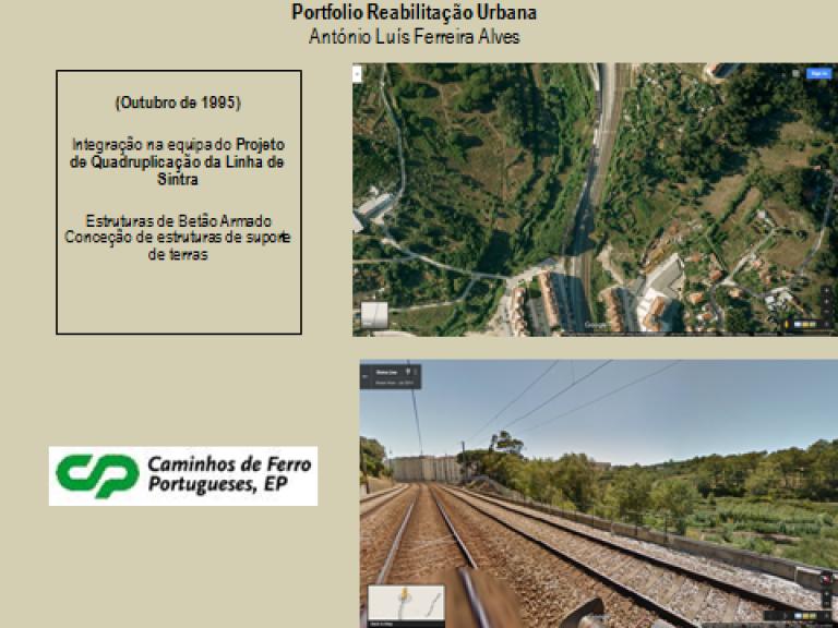 portfolio 13/14  - Portfolio - Reabilitação Urbana - António Luís Ferreira Alves