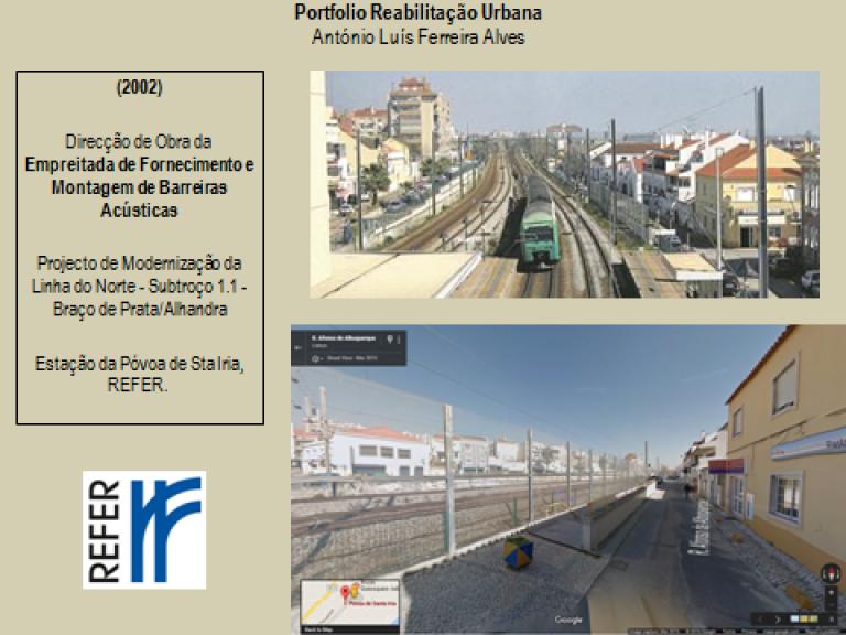 portfolio 8/14  - Portfolio - Reabilitação Urbana - António Luís Ferreira Alves
