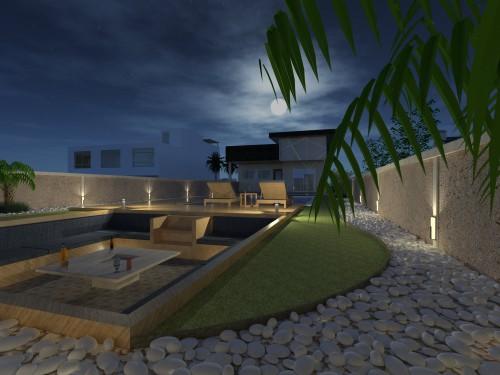 portfolio 6/8  - Jardim_noite