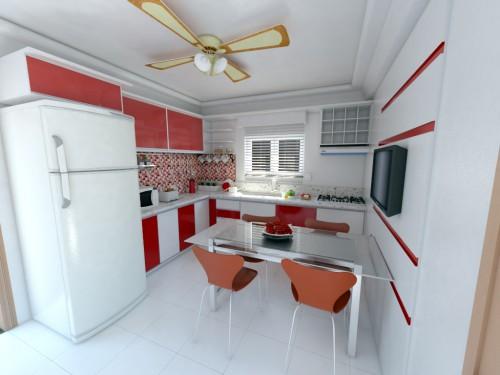 portfolio 4/8  - Cozinha
