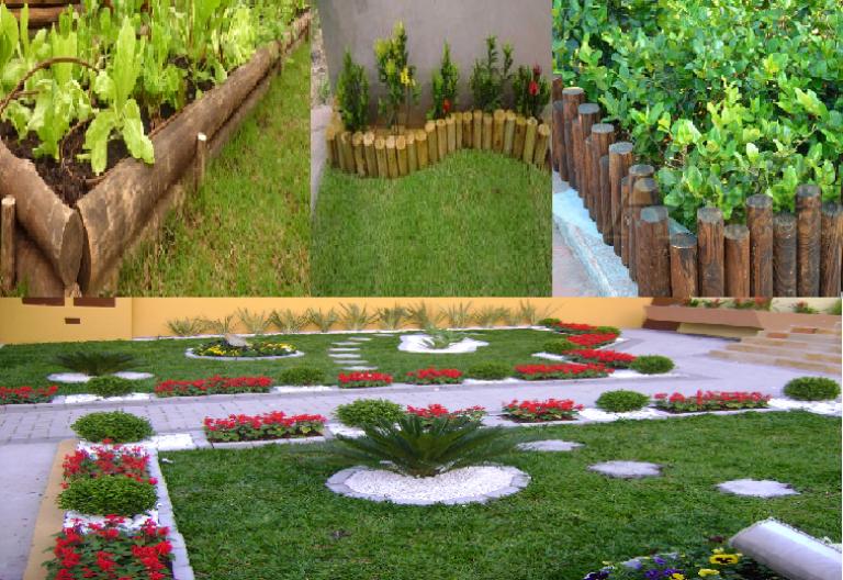 portfolio 1/14  - Constução, Manutenção e Limpeza de Jardins