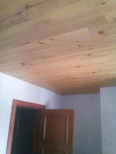 portfolio 13/37  - tecto feito em monforte da beira , vivenda