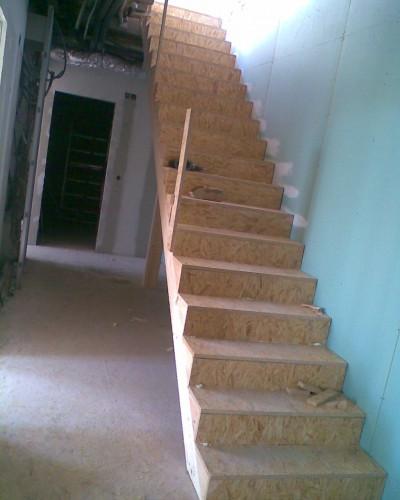 portfolio 35/37  - escadas feita em lisboa (lapa)