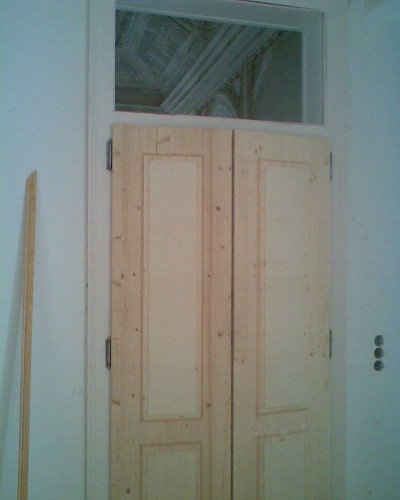 portfolio 33/37  - portas interiores em apartamento de luxo (lapa)