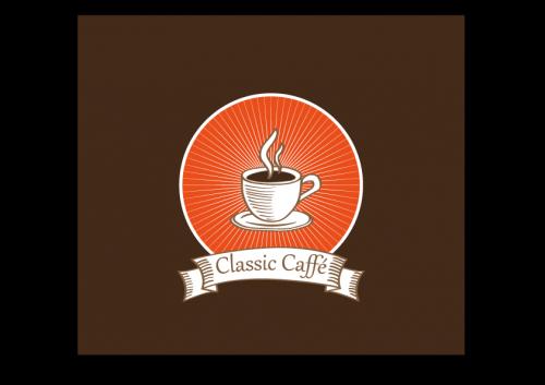 portfolio 43/51  - Lógotipo Experimental - Classic Caffé