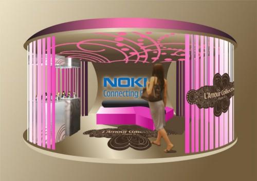 portfolio 33/51  - Stand para Nokia