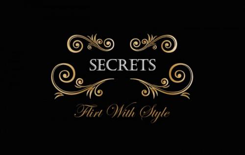 portfolio 50/51  - Logótipo para Secrets - Marca de Lingerie