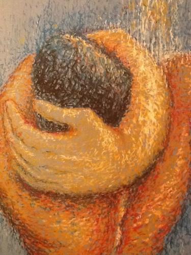 portfolio 10/14  - Pintura a Pastel de Óleo s/ Papel meias tintas