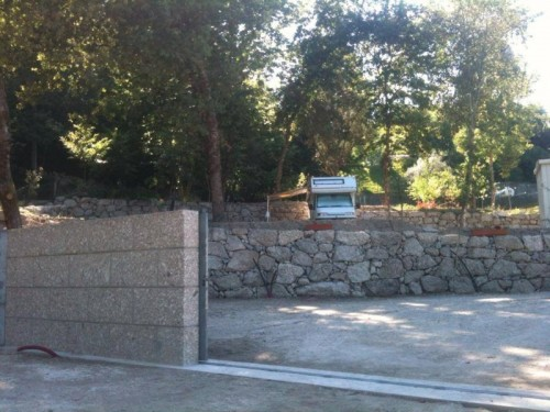 portfolio 6/7  - Parque de Autocaravanas-Rio Caldo (Gerês)