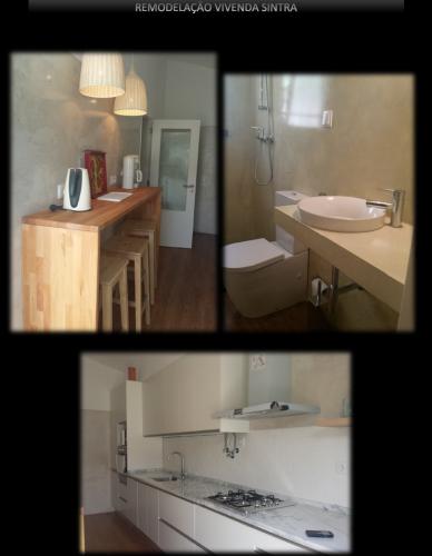portfolio 1/13  - Remodelação cozinha e WC moradia