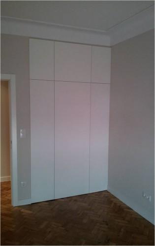 portfolio 14/19  - Quarto, armário encastrado (depois)