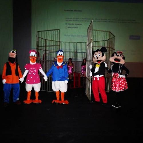portfolio 2/4  - Aluguer de Mascotes Disney by 5 Sentidos