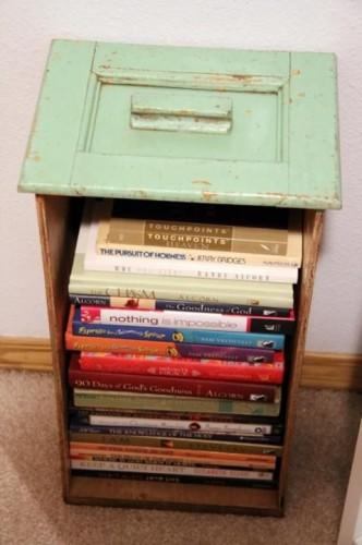 portfolio 6/7  - Reciclagem de gavetas antigas