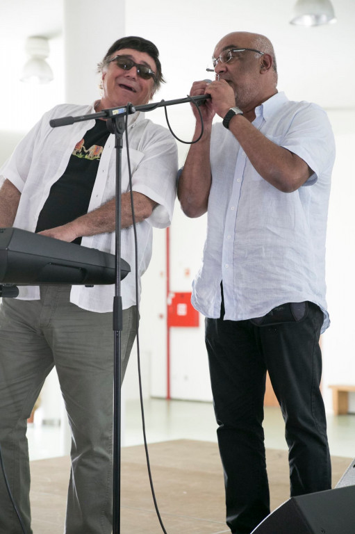 portfolio 9/14  - Evento Nobre com amigo José Cid