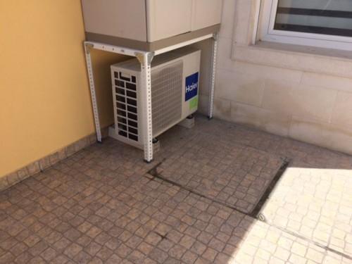 portfolio 5/20  - Instalação de ar condicionado