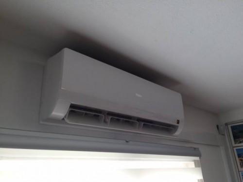portfolio 4/20  - Instalação de ar condicionado
