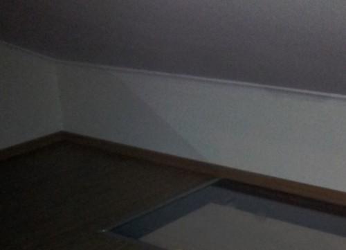 portfolio 19/20  - Aplicação de um soalho flutuante e um fundo em vidro para passagem de luz do piso inferior