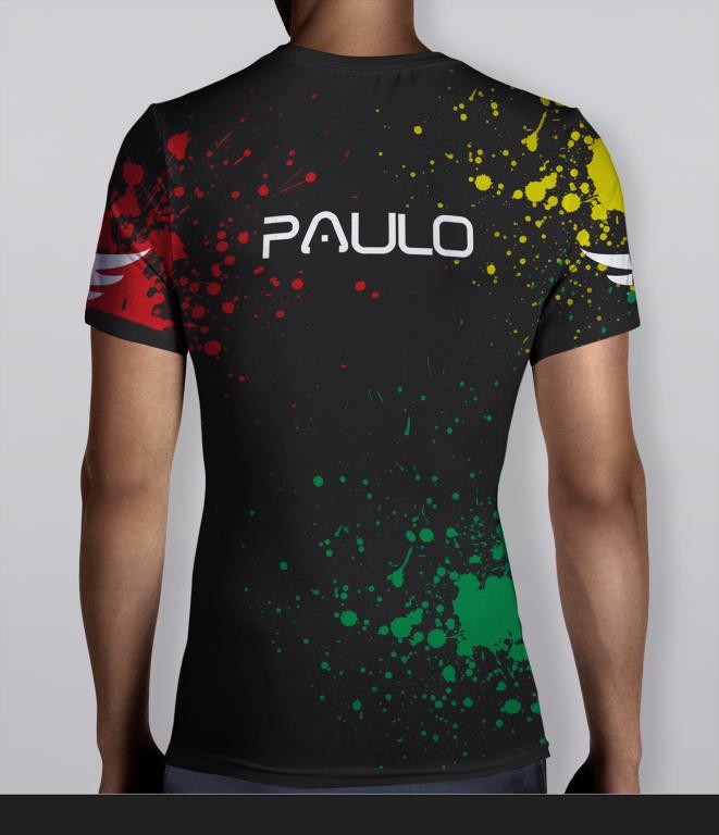 portfolio 37/43  - T-shirt OCR