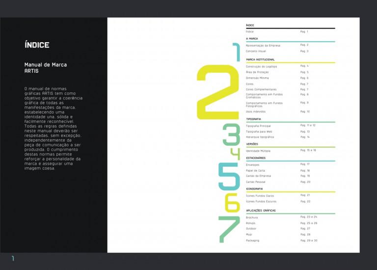portfolio 18/43  - Manual de Normas gráficas