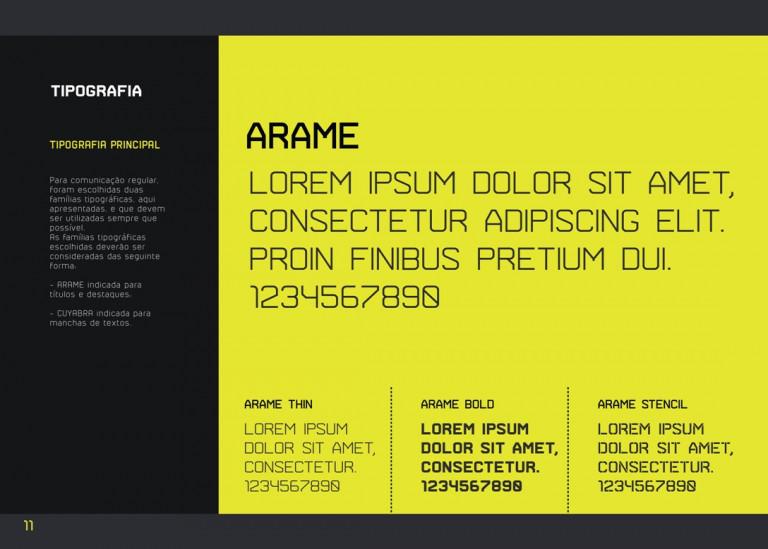 portfolio 15/43  - Manual de Normas gráficas