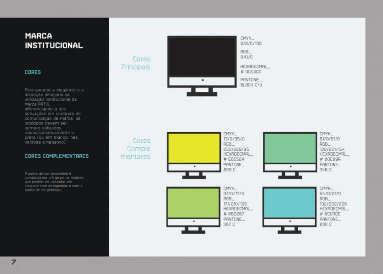 portfolio 16/43  - Manual de Normas gráficas