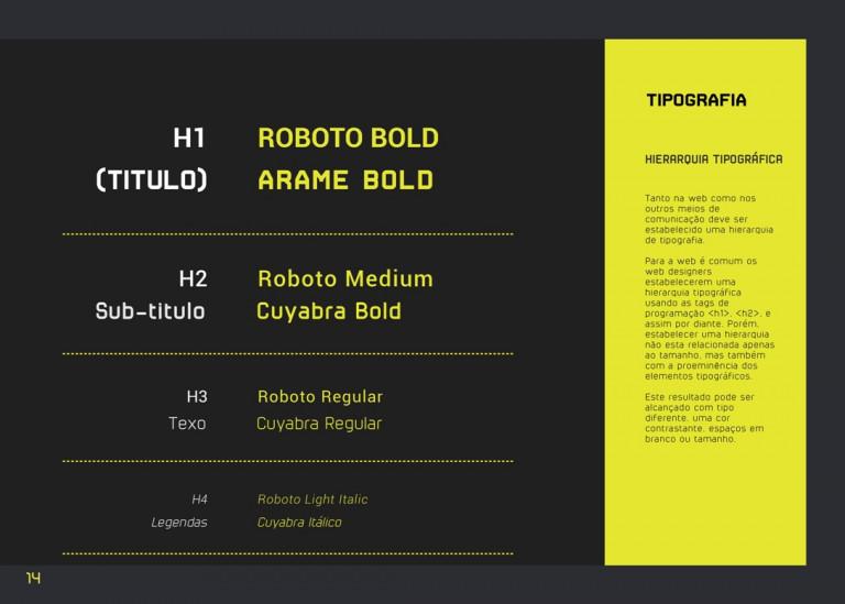 portfolio 12/43  - Manual de Normas gráficas