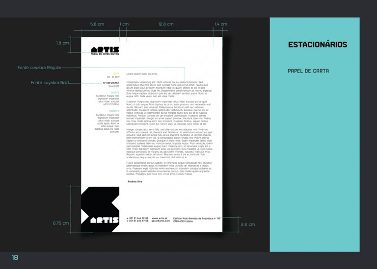 portfolio 10/43  - Manual de Normas gráficas