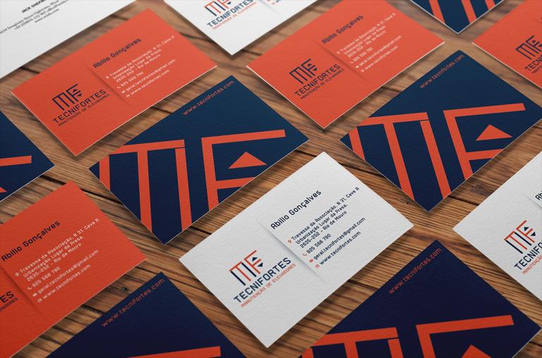 portfolio 4/43  - Cartões Tecnifortes