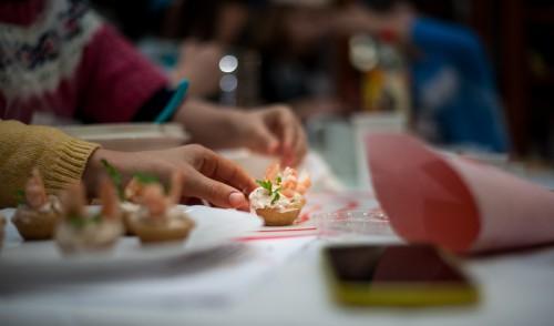 portfolio 57/69  - Festa de aniversário (8 anos) com concurso de cozinha