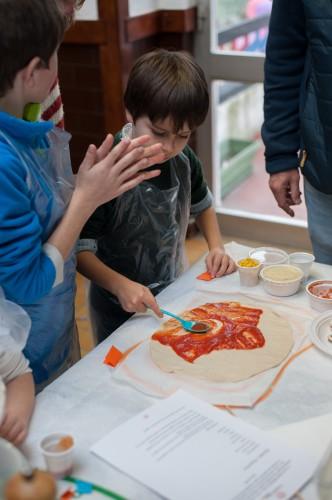 portfolio 49/69  - Festa de aniversário (8 anos) com concurso de cozinha