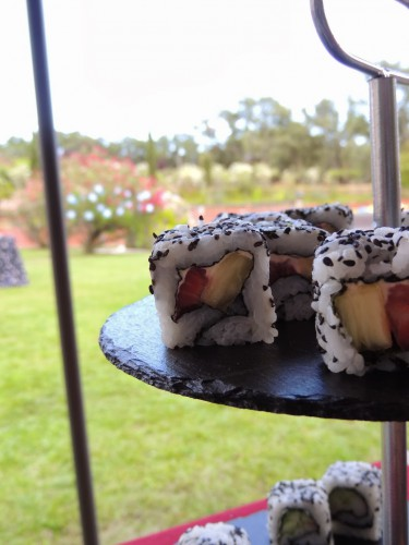 portfolio 26/69  - Sushi em casamento