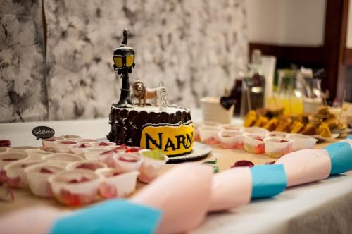 portfolio 65/69  - Festa de aniversário (8 anos) com concurso de cozinha