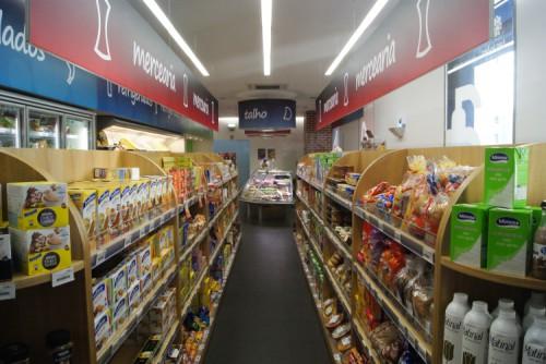portfolio 19/28  - Construção do supermercado tentoten Expo - Lisboa