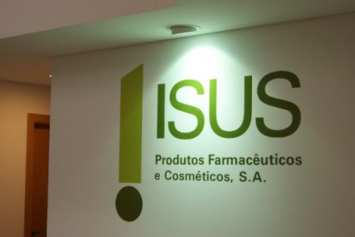portfolio 16/28  - Construção dos escritórios Isus Farmacêutica - Lisboa