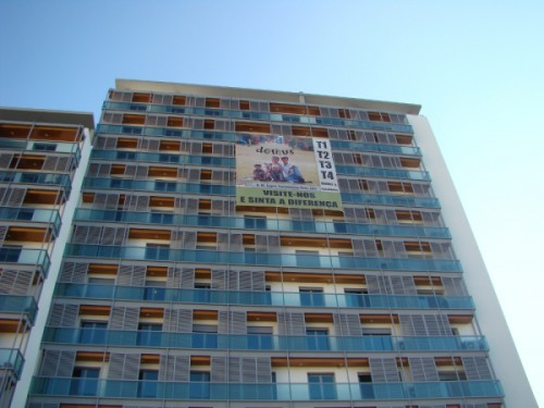 portfolio 15/28  - Construção de edifício em Telheiras - Lisboa