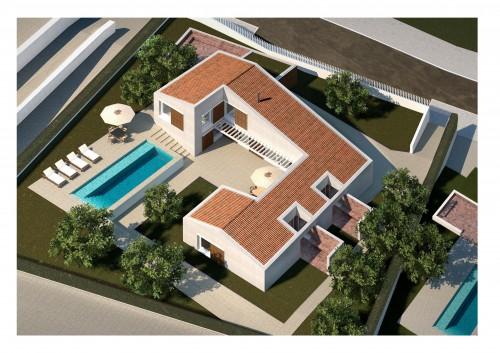portfolio 14/28  - Concepção/construção de habitação unifamiliar - Oeiras