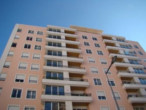 portfolio 13/28  - Construção de edifício em Telheiras - Lisboa