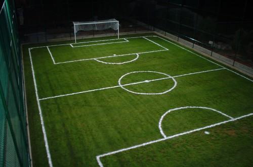 portfolio 10/28  - Construção de campo de futebol de 7 - Tomar