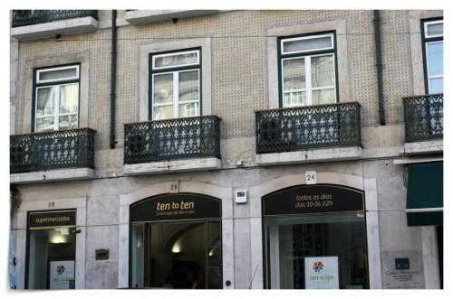 portfolio 8/28  - Reabilitação de espaço comercial no Chiado - Lisboa