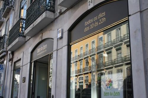 portfolio 7/28  - Reabilitação de espaço comercial no Chiado - Lisboa